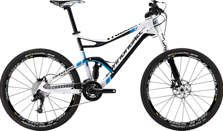 2014 Cannondale Trigger Carbon 2 Bike Cannondale Trigger Carbon 2