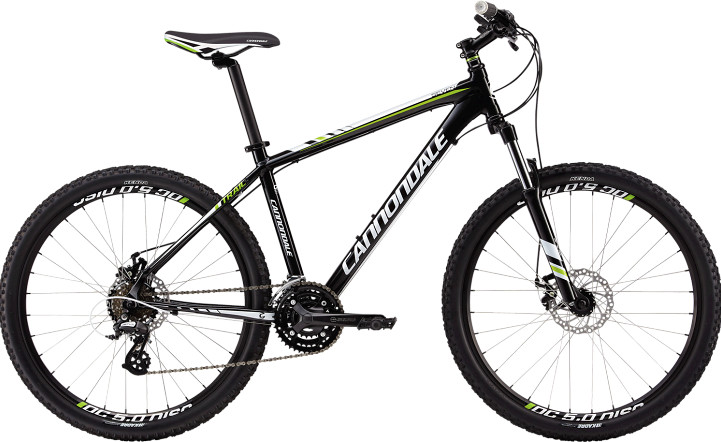2013 Cannondale Trail 7 Bike 2013 Cannondale Traill 7 (black)