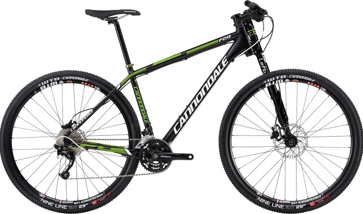 2013 Cannondale F-Series F29 2 Bike 2013 Cannondale F-Series F29 2