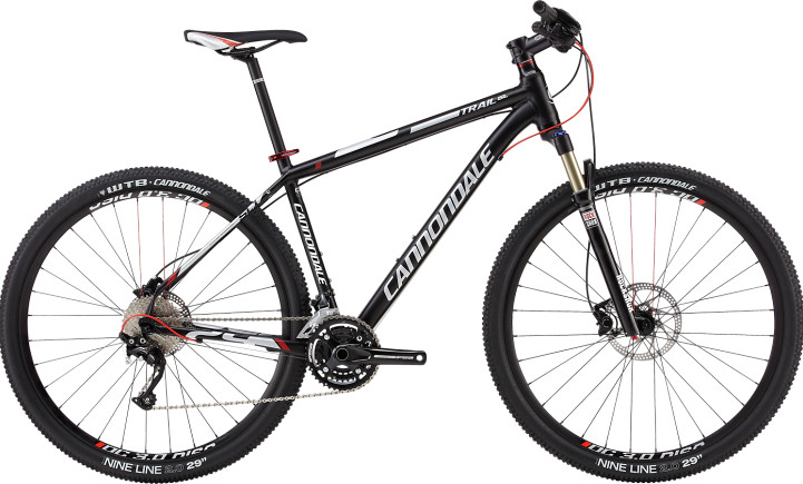 2013 Cannondale Trail SL 29er 1 Bike 2013 Cannondale Trail SL 29er 1 (black)