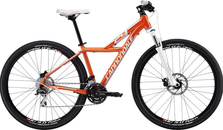 2013 Cannondale Women's Tango SL 3 Bike 2013 Cannondale Tango SL 3 (orange)