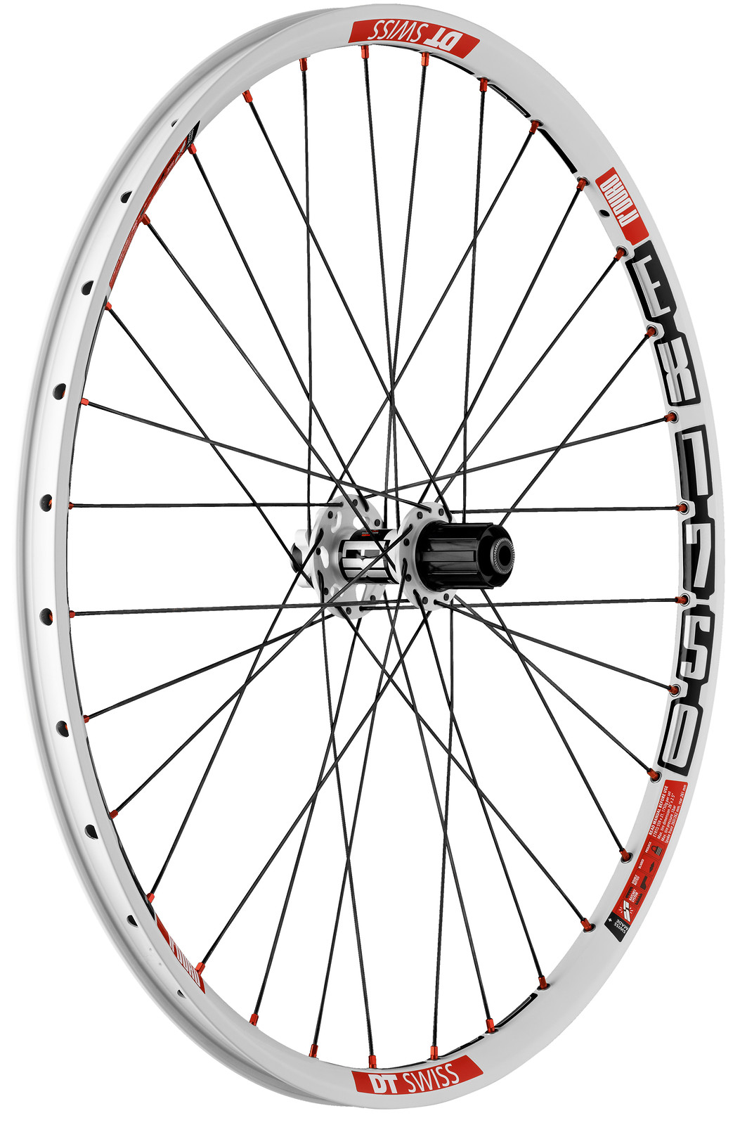 "DT Swiss EX 1750 26"" Wheelset  PHO_EX_1750_WHITE_TA_10_135_RW_RGB"