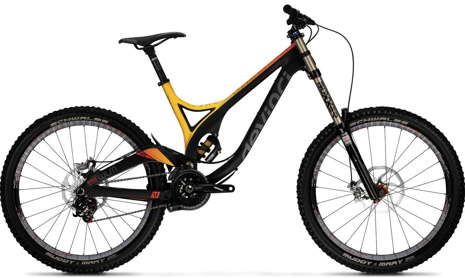 2013 Devinci Wilson Carbon SL Bike 2013 Devinci Wilson Carbon SL
