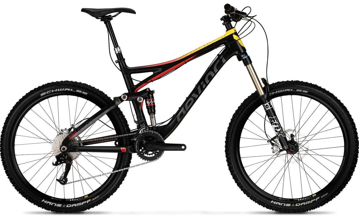 2013 Devinci Dixon Carbon RXS Bike 2013 Devinci Dixon Carbon RXS