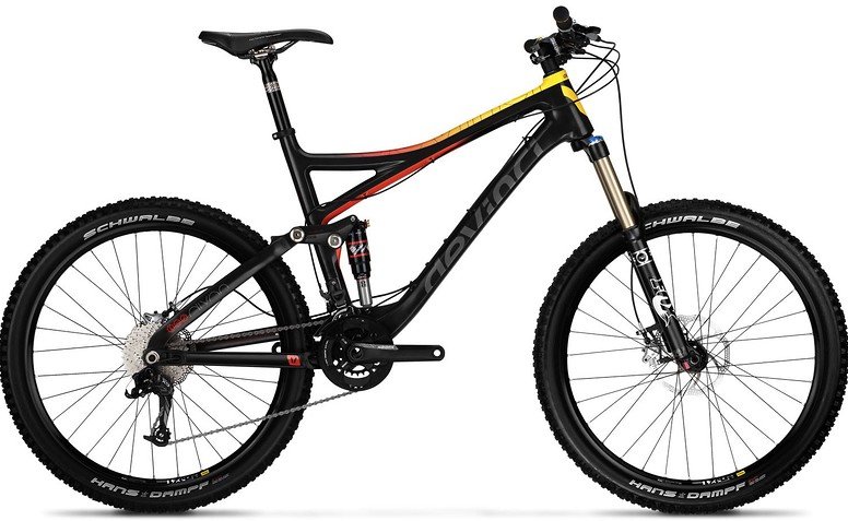 2013 Devinci Dixon Carbon RC Bike 2013 Devinci Dixon Carbon RC