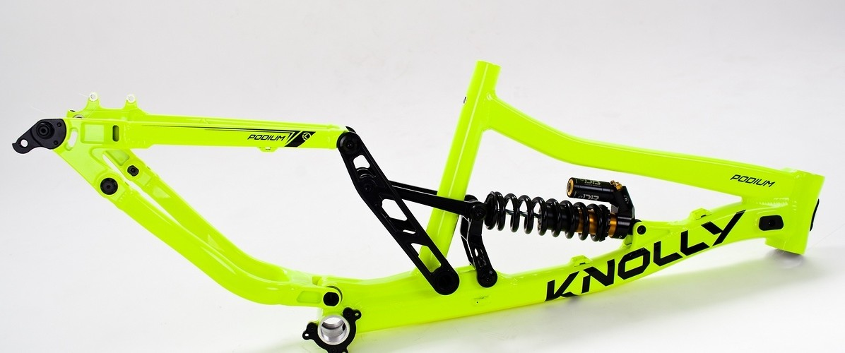 Knolly Podium Frame 2013 Knolly Podium Frame (yellow)