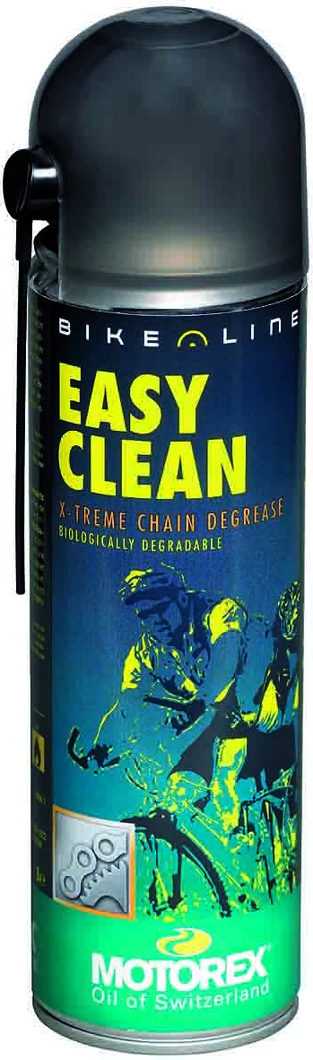 MOTOREX EASY CLEAN CHAIN DEGREASER  easyclean500ml