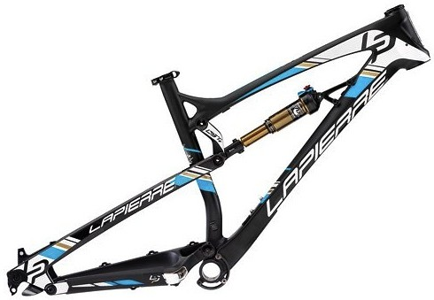 Lapierre Spicy 916 Frame 2013 Frame - Lapierre Spicy 916
