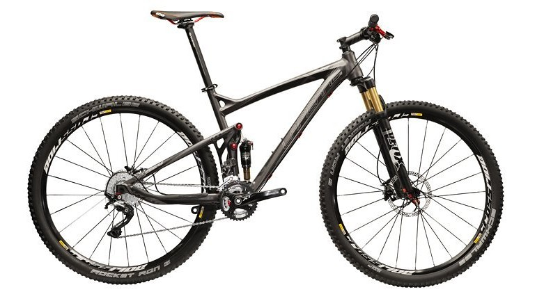 2013 Lapierre X-Control 829 Bike 2013 Bike - Lapierre X-Control 829