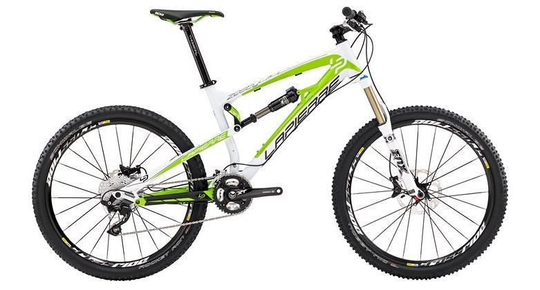 2013 Lapierre Zesty 414 Bike 2013 Bike - Lapierre Zesty 414