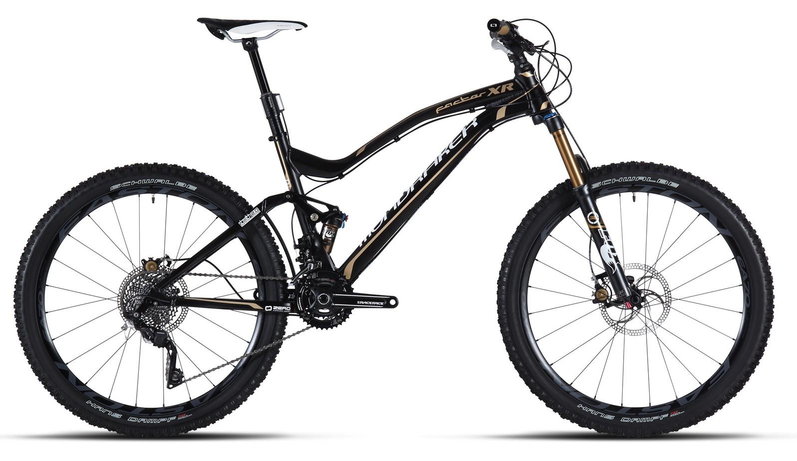 2013 Mondraker Factor XR Bike bike - mondraker factor xr