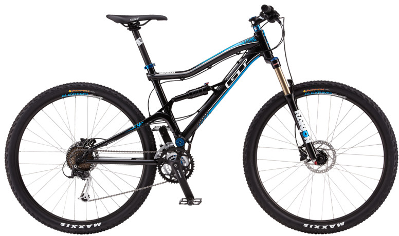 2013 GT Sensor 9R Comp Bike bike - GT SENSOR 9R COMP