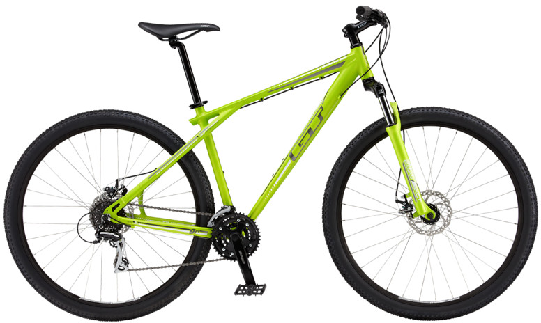 2013 GT Timberline 1.0 Bike bike - GT TIMBERLINE 1.0 (lime)