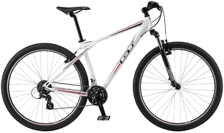 2013 GT Timberline 2.0 Bike bike - GT TIMBERLINE 2.0 (white)