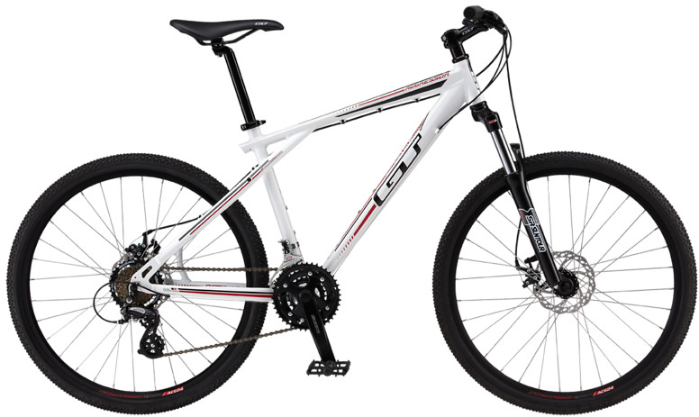 2013 GT Aggressor 2.0 Bike bike - GT AGGRESSOR 2.0 (white)