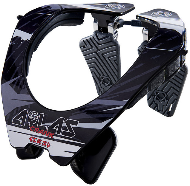 Atlas Crank Neck Brace Atlas Crank Black