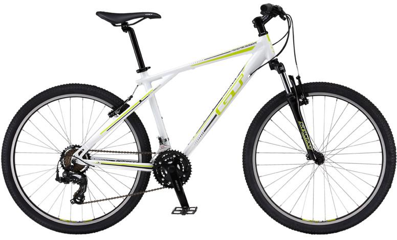2013 GT Aggressor 3.0 Bike bike - GT AGGRESSOR 3.0 (white)