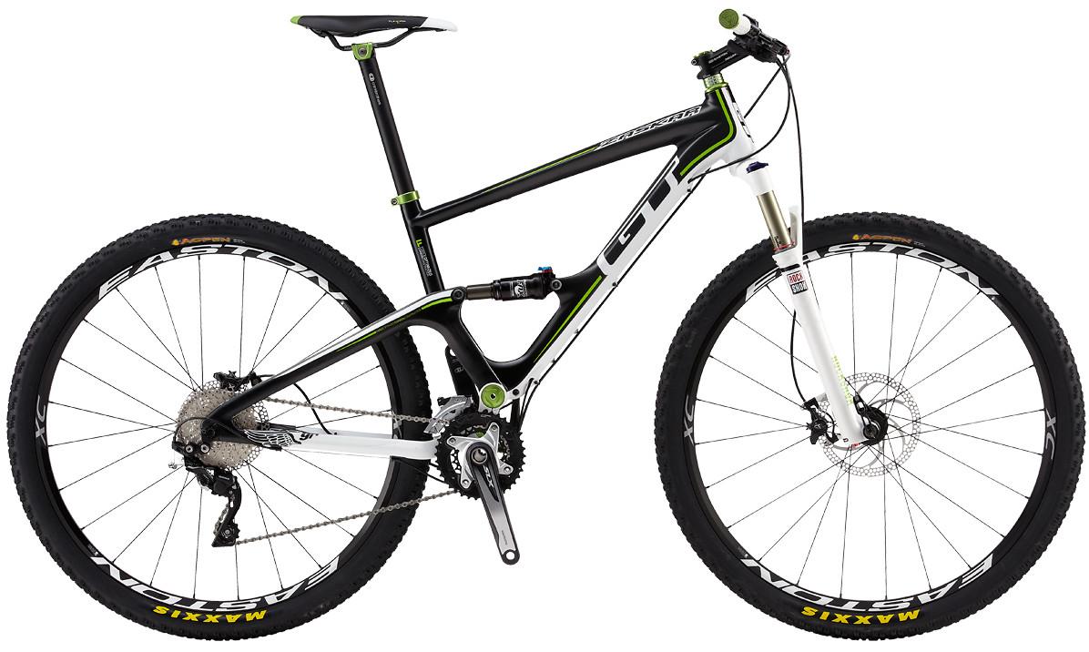2013 GT Zaskar Carbon 100 9R Expert Bike bike - GT ZASKAR CARBON 100 9R EXPERT