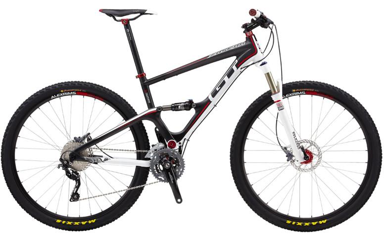 2013 GT Zaskar Carbon 100 9R Elite Bike bike - GT ZASKAR CARBON 100 9R ELITE