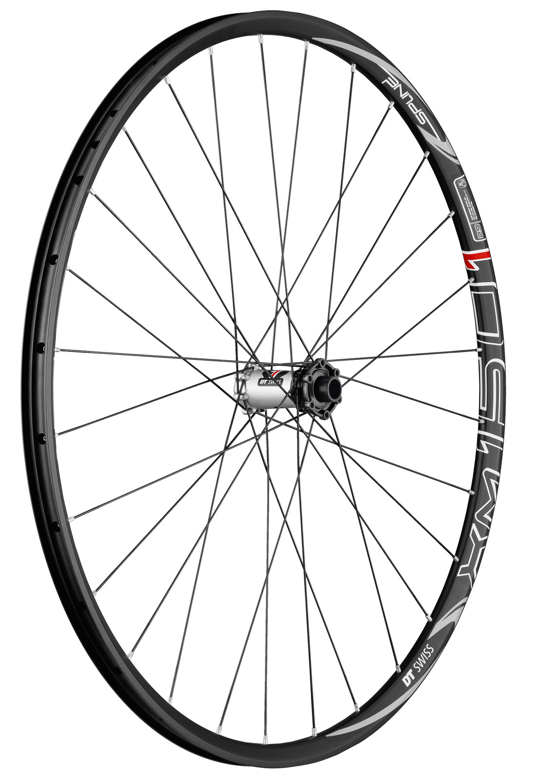 DT Swiss XM1501 Spline ONE 29 Complete Wheel XM_1501_SPLINE_ONE_29_BLACK_TA_15_100_FW_RGB