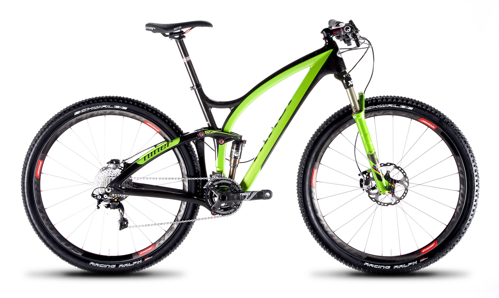 2013 Niner Jet 9 RDO with XTR  JET9RDO_5STAR