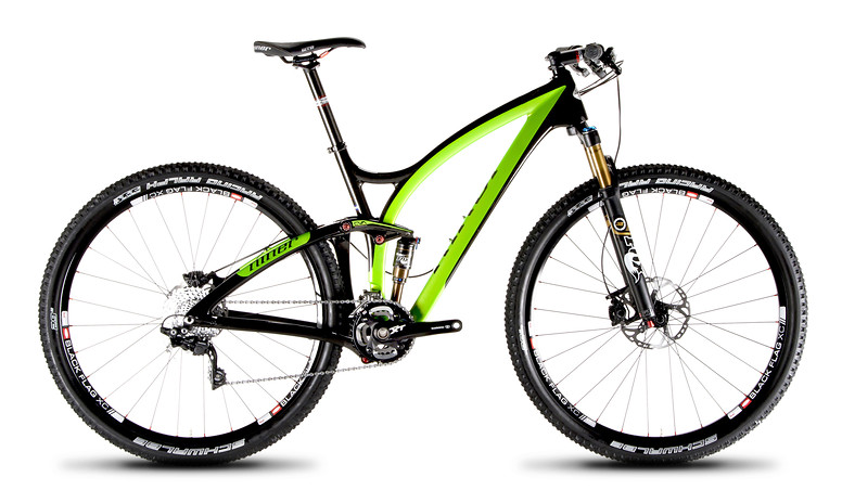 2013 Niner Jet 9 RDO with XT  JET9RDO_3STAR
