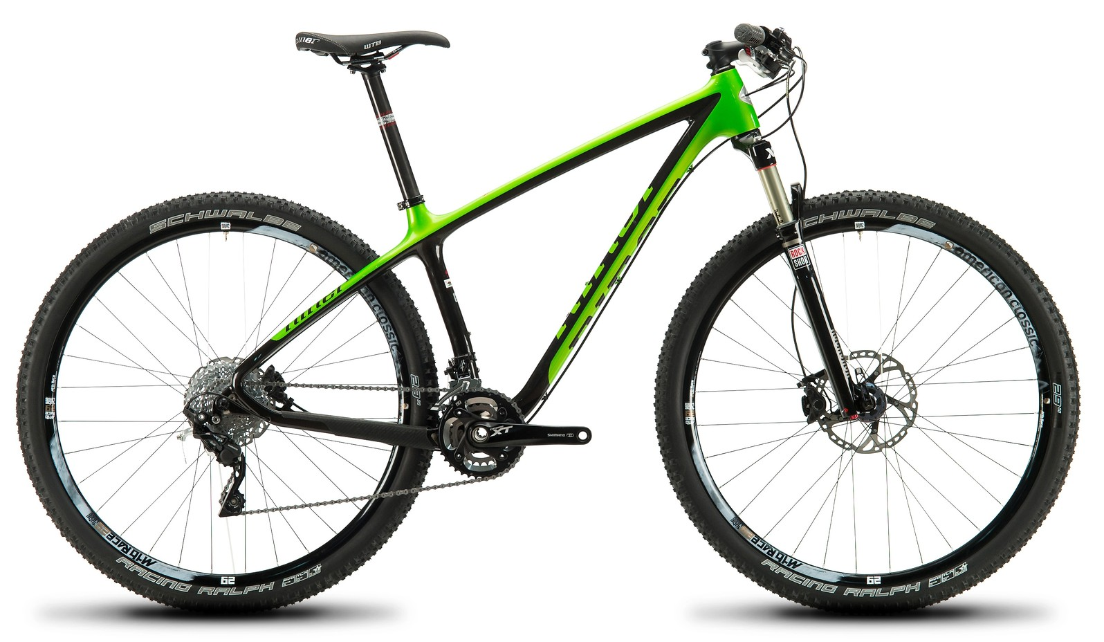 2013 Niner Air 9 RDO with XT  AIR9RDO_XT