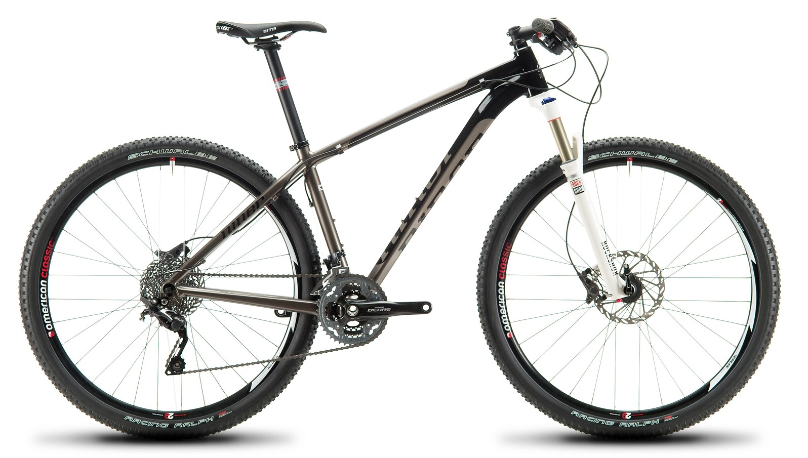 2013 Niner Air 9 with SLX/Deore  AIR9_SLX