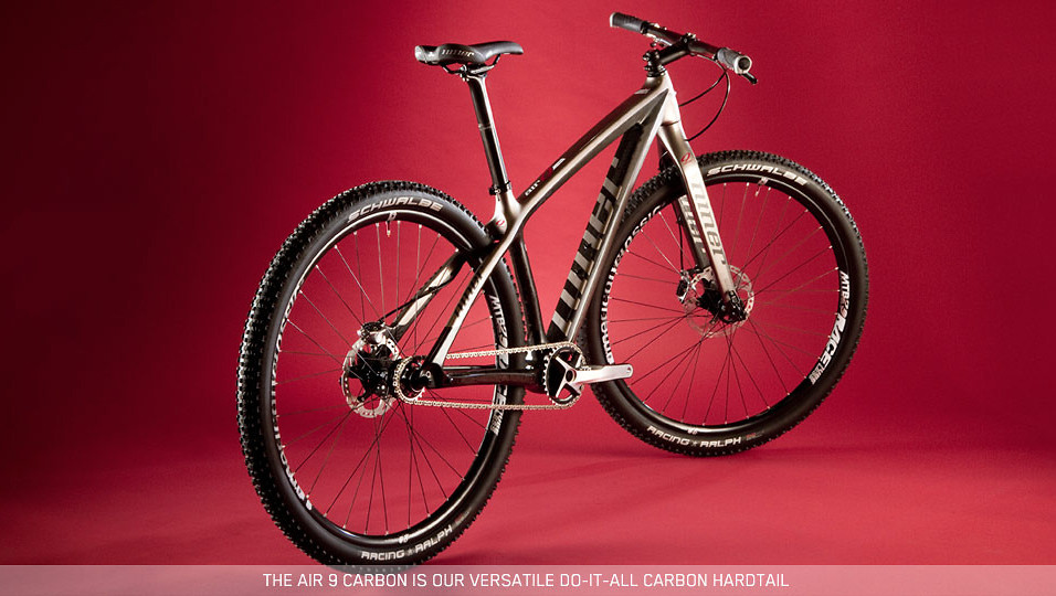 2013 Niner Air 9 Carbon Bike Bike - Niner Air 9 Carbon