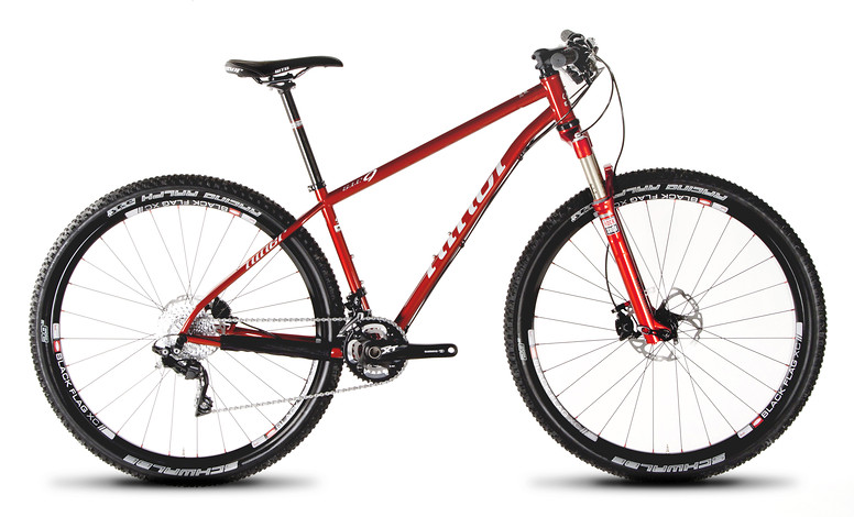 2013 Niner S.I.R. 9 with SLX/Deore  Bike - Niner S.I.R. 9