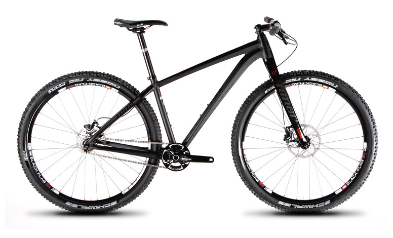 2013 Niner One 9 Singlespeed Bike ONE9_2STAR_Licorice