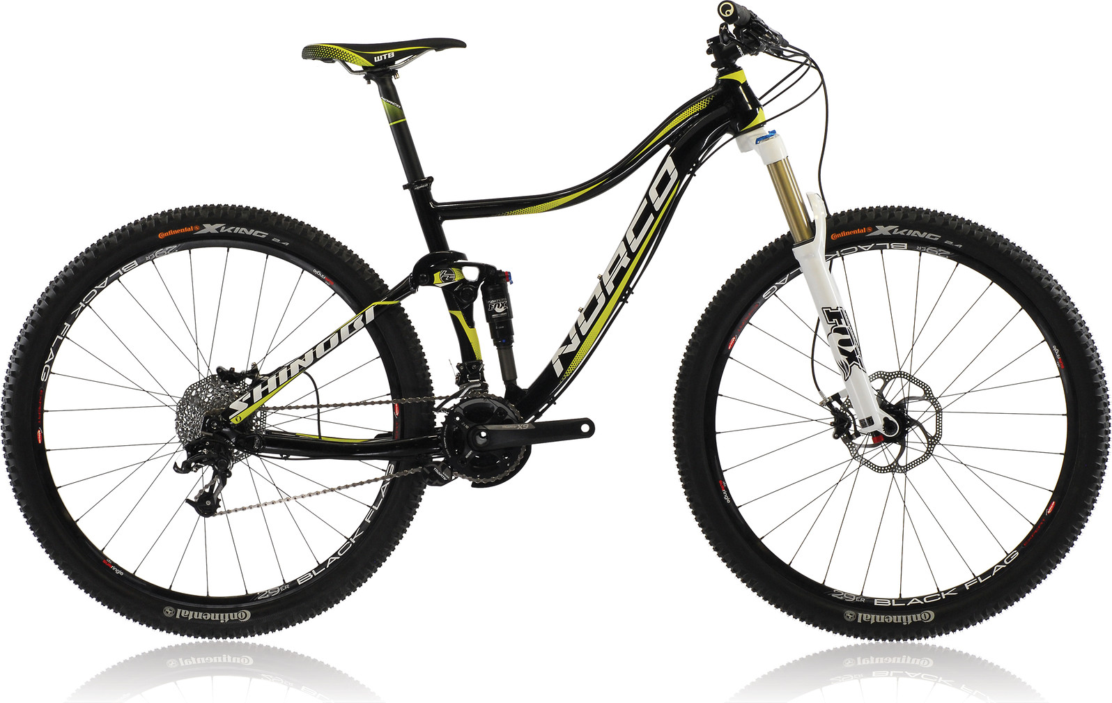 2013 Norco Shinobi 1 Bike shinobi-1-1