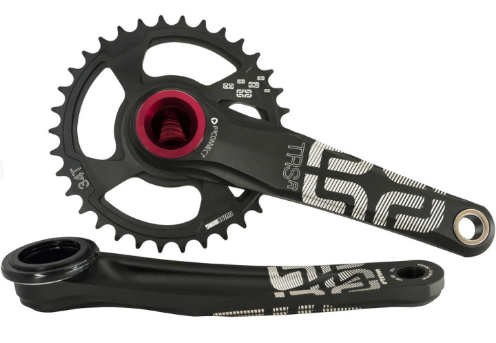 e*thirteen TRS Race Cranks e*thirteen TRSr Cranks - Single