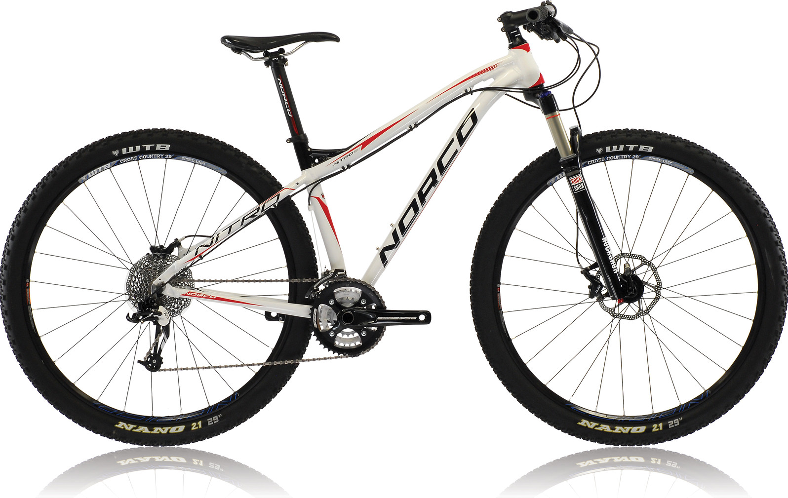 2013 Norco Nitro 9 1 Bike Reviews Comparisons Specs Mountain
