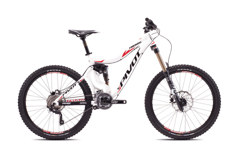 2013 Pivot Firebird with XT/SLX  bike - Pivot FIREBIRD XT:SLX