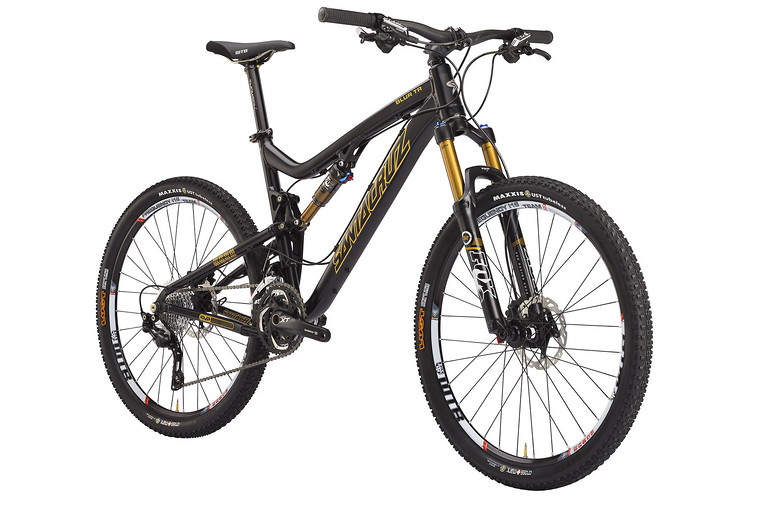 2014 Santa Cruz Blur TR SPX tr Bike Santa Cruz Blur TR