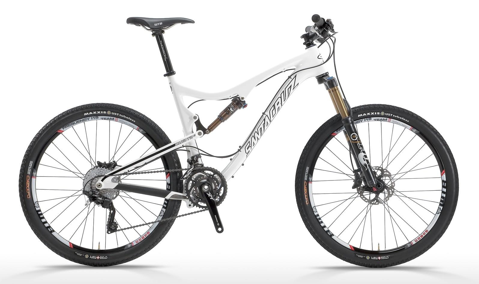 2014 Santa Cruz Blur TR Carbon R TR Bike 2013 BLUR TRCcatalogflat