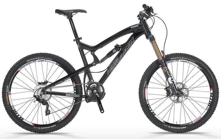 2014 Santa Cruz Nomad SPX AM Bike 2013 NOMADcatalogflat
