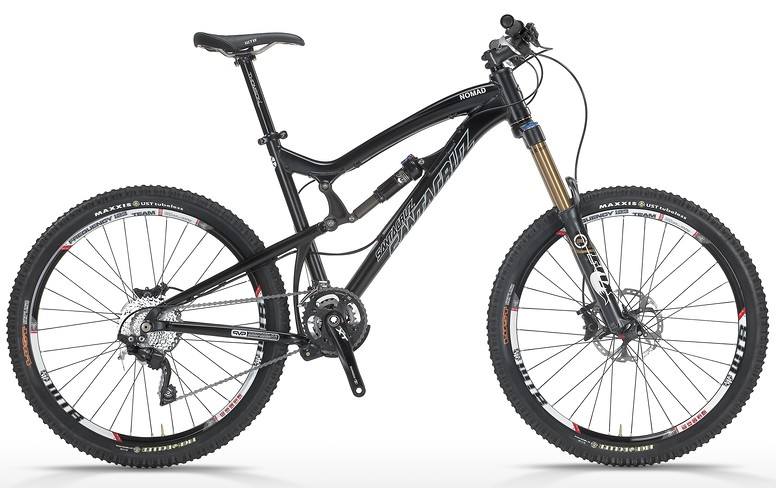 2014 Santa Cruz Nomad X0-1 AM Bike 2013 NOMADcatalogflat