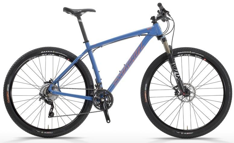 2014 Santa Cruz Highball SPX XC 29 Bike 2013 HIGHBALLcatalogflat