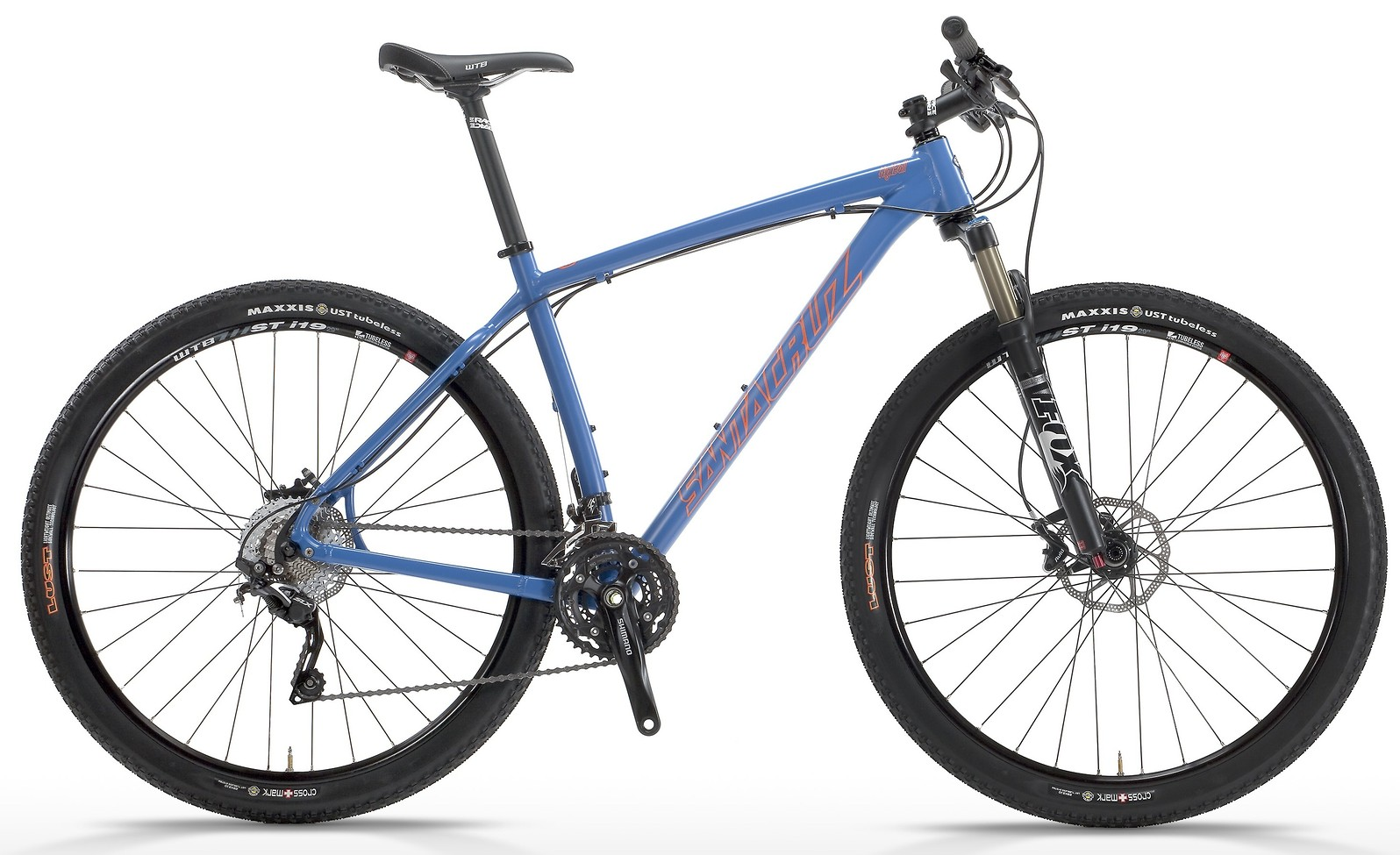 2014 Santa Cruz Highball X0-1 XC 29 Bike 2013 HIGHBALLcatalogflat