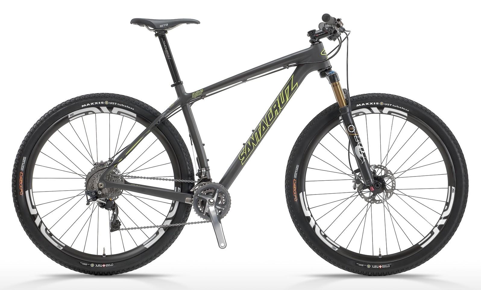 2014 Santa Cruz Highball Carbon SPX XC 29 Bike 2013 HIGHBALL Ccatalogflat