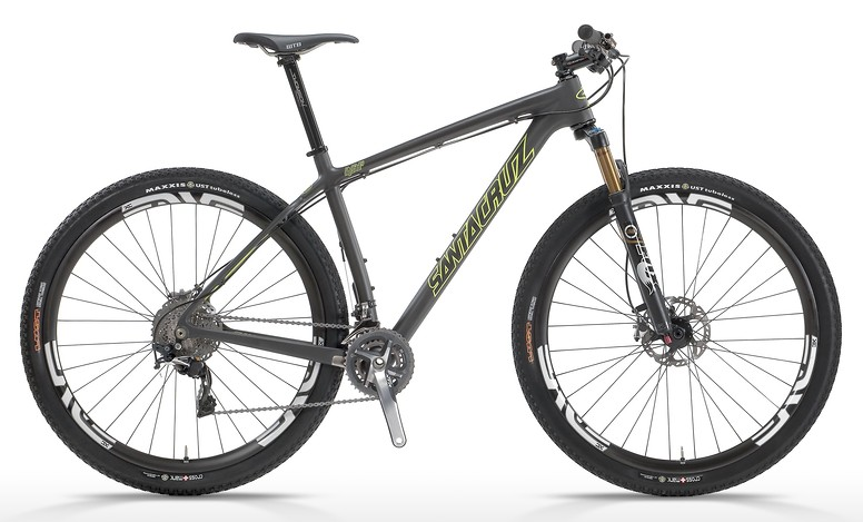 2014 Santa Cruz Highball Carbon XTR XC 29 Bike 2013 HIGHBALL Ccatalogflat