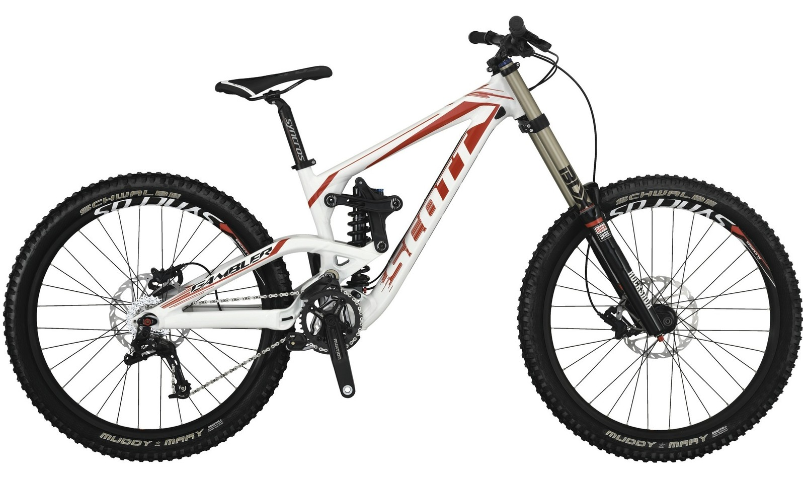 2013 Scott Gambler 30 Bike Reviews Comparisons Specs