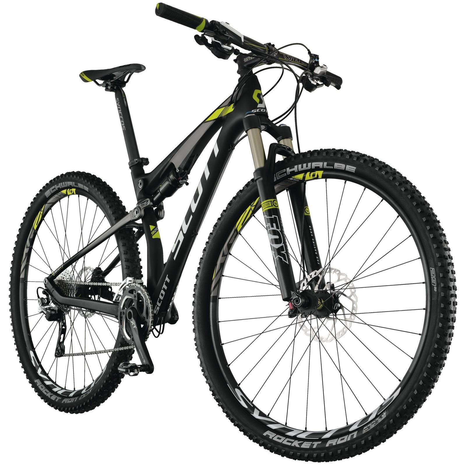 2013 Scott Spark 920 Bike - Reviews, Comparisons, Specs - Mountain ...