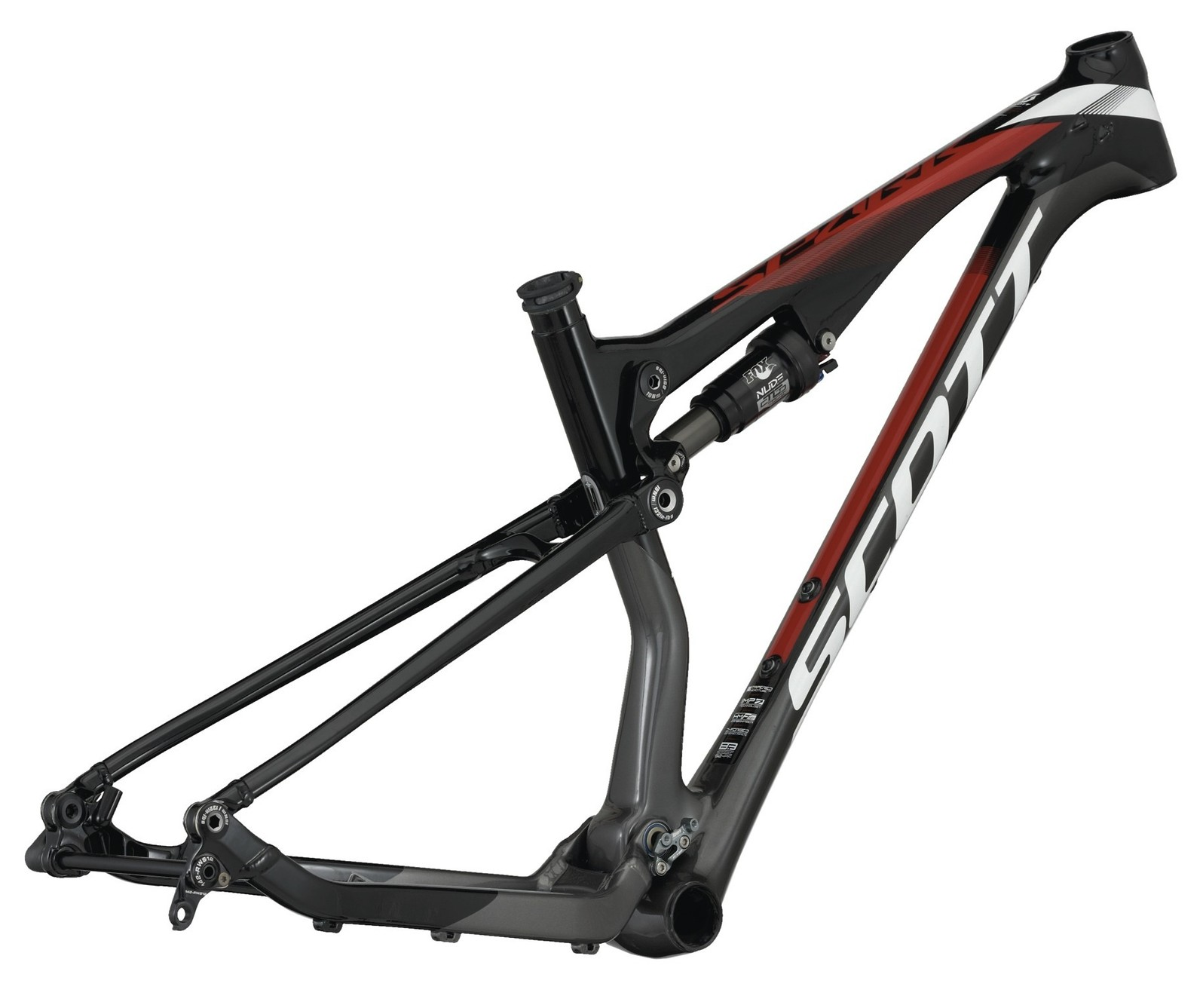 Scott Spark 910 Frame Frame set Spark 910 (HMF:alloy) (BB92)