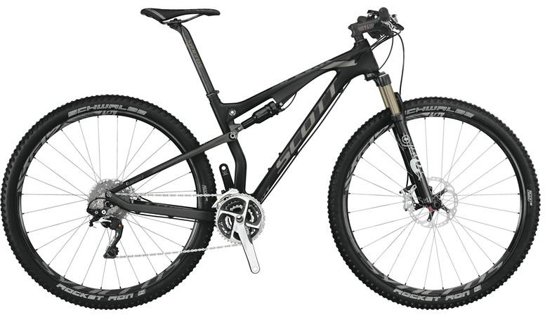 2013 Scott Spark 900 Premium  Bike SCOTT Spark 900 Premium Bike