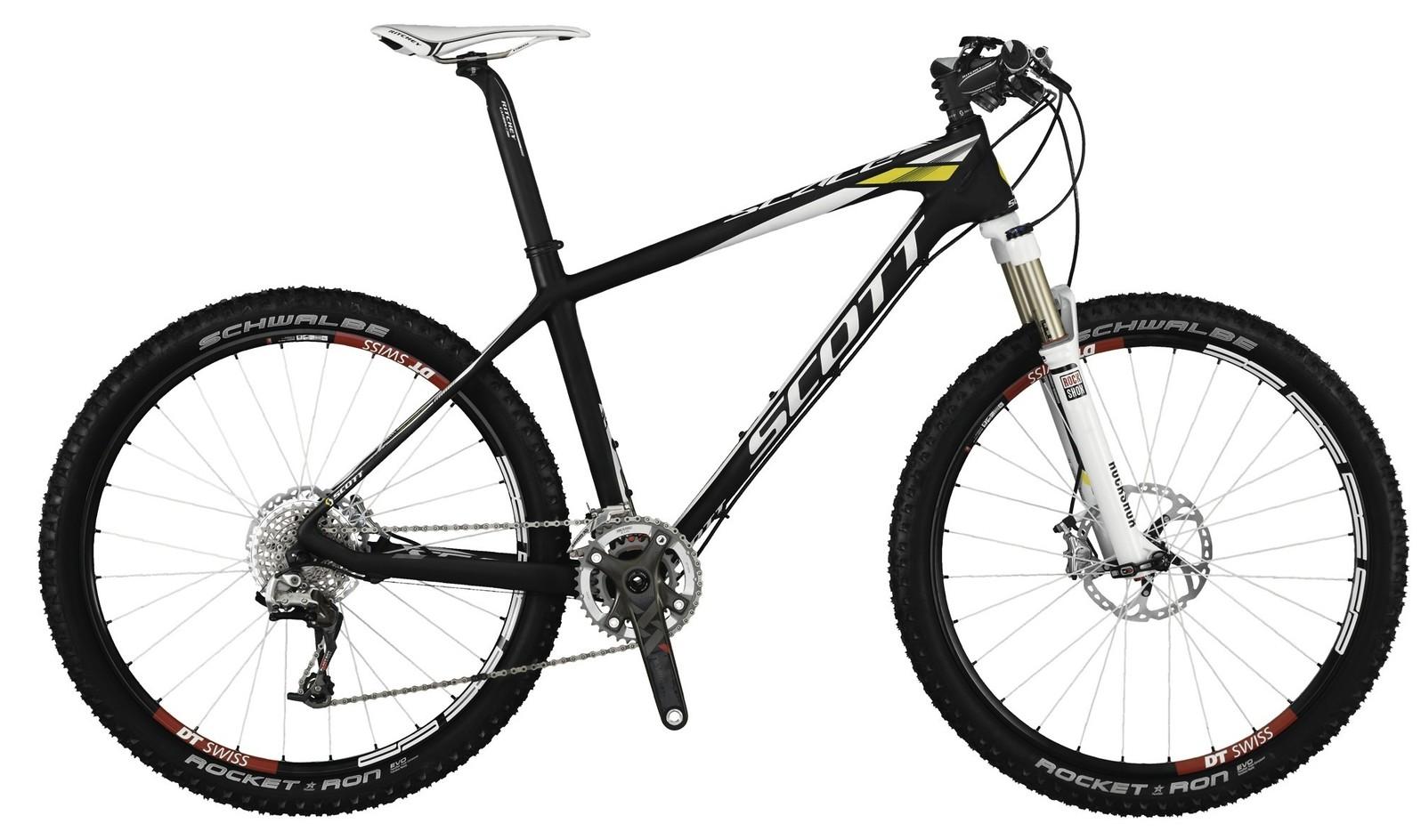2013 Scott Scale 600 RC  Bike SCOTT Scale 600 RC Bike