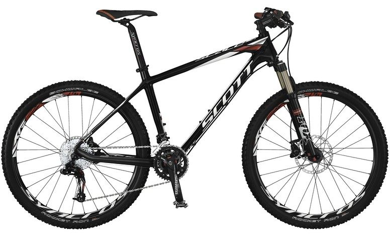 2013 Scott Scale 630 Bike bike - Scott Scale 630