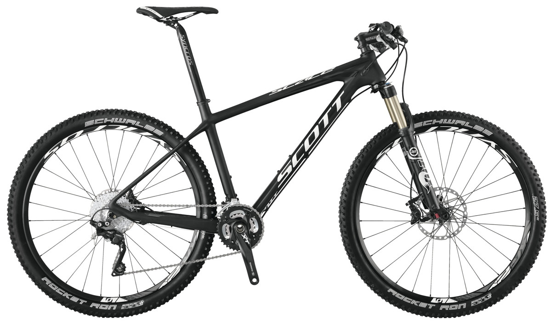 2013 Scott Scale 710 Bike bike - Scott Scale 710
